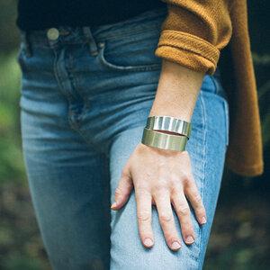 NYHET Stelt armband 925 Silver