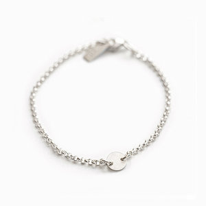 From collection  Contrasts  Bracelet 925 Silver