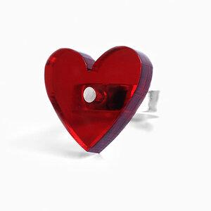 Ring, Rött Hjärta