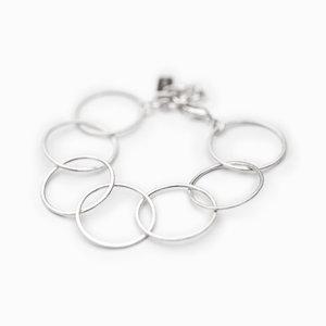 Bracelet Circles 925 Silver
