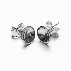Earrings from Collection Bubbles